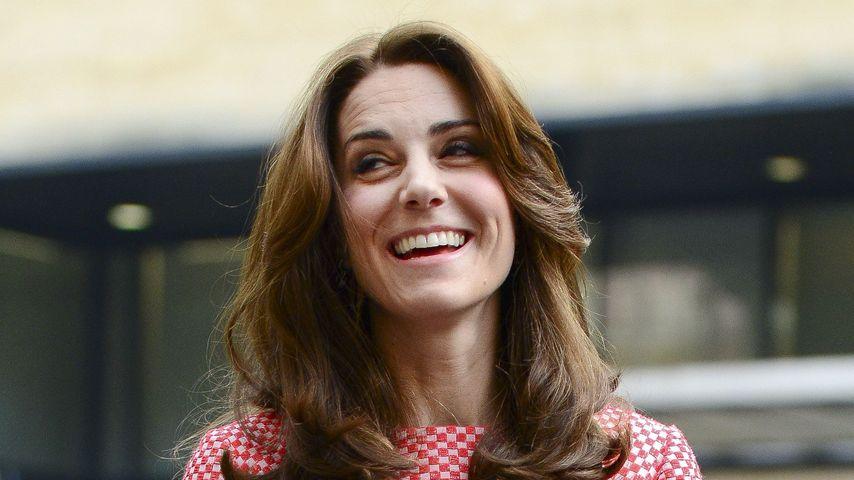 Herzogin Kate: So süß schwärmt sie von Töchterchen Charlotte