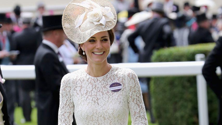 Herzogin Kate beim Royal Ascot Pferderennen 2016