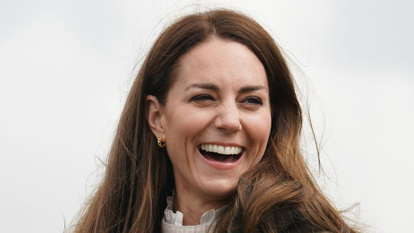Kate wird in ihrer Rolle als Royal immer selbstbewusster