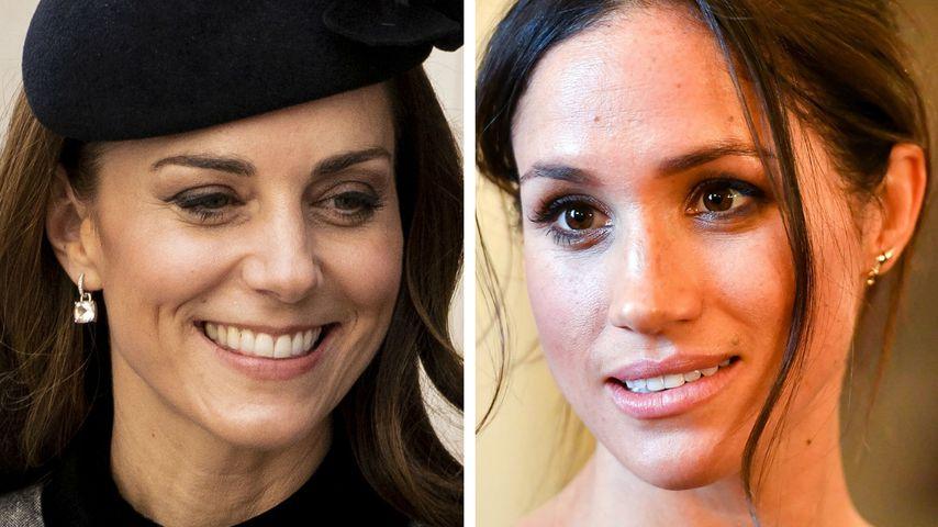 Royale Rivalität: Kate hat sich durch Meghan verändert