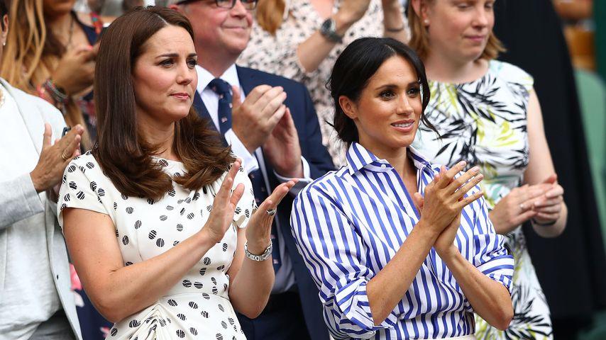 Wie bei Kate: Royale Schwanger-Regeln für Herzogin Meghan