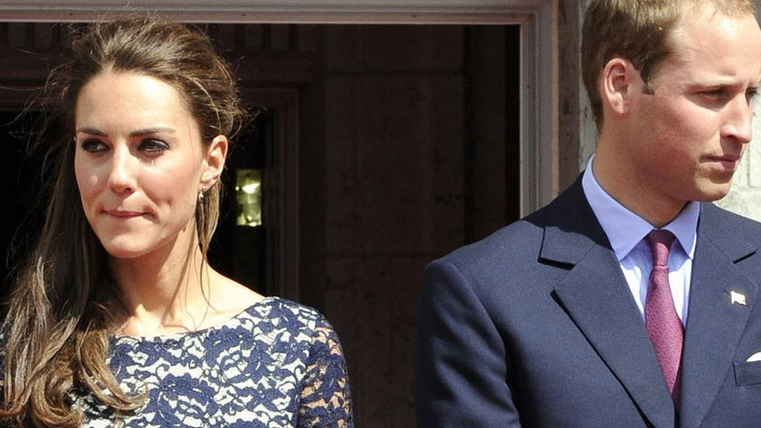 Herzogin Kates Brüste kommen nach Dänemark!