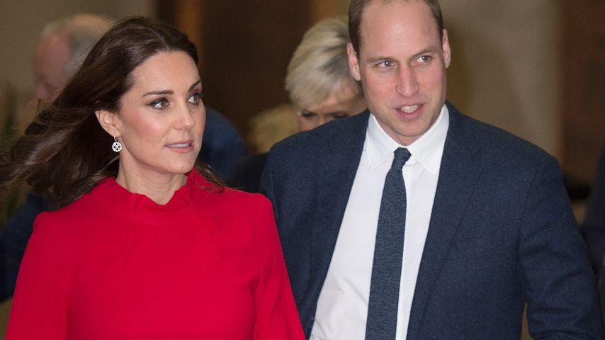 Kate & William: Baby folgt erster Tradition kurz nach Geburt