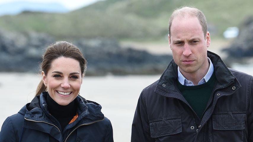 Herzogin Kate und Prinz William im Mai 2019