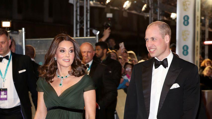 Briten wetten wieder: Wird Williams & Kates Baby so heißen?