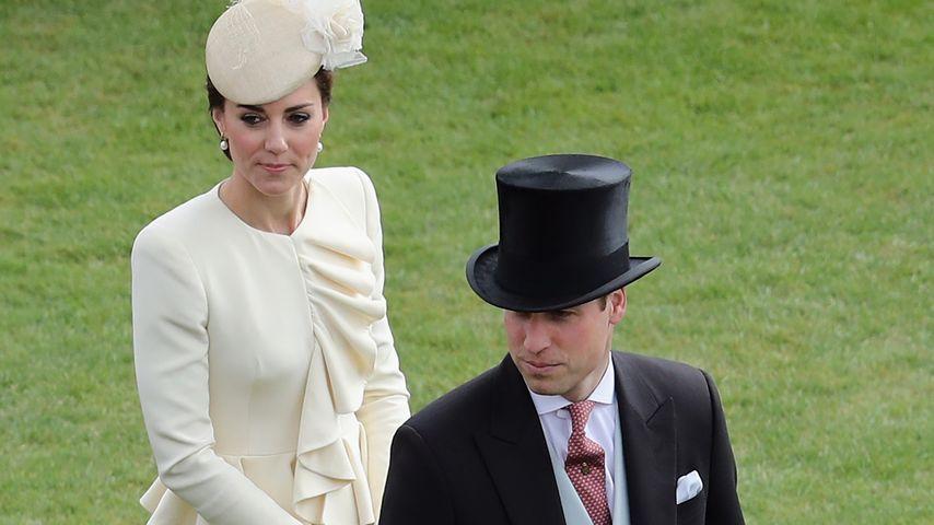 Kate & William: So edel feiern die Royals eine Gartenparty!