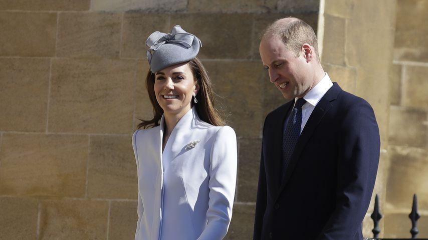 Warum waren Kate & William nicht bei der Windsor-Hochzeit?