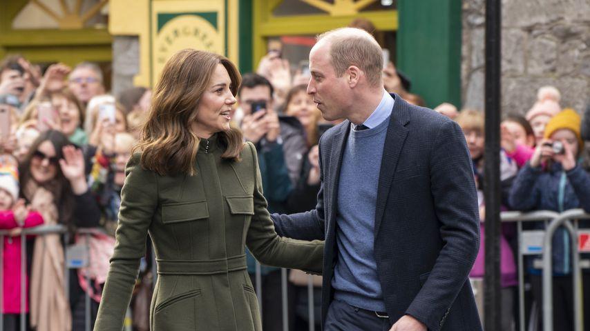 Neuer Arbeitsfokus: So managen Kate und William Corona-Krise