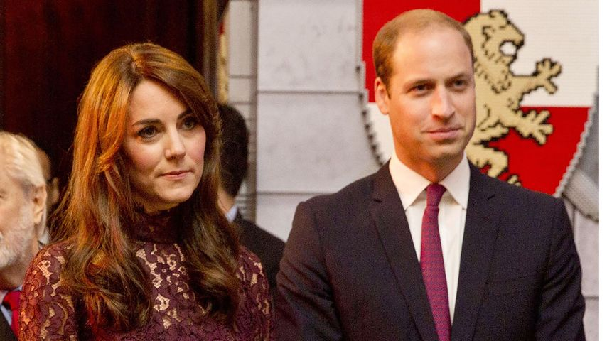 Prinz William und Kate Middleton