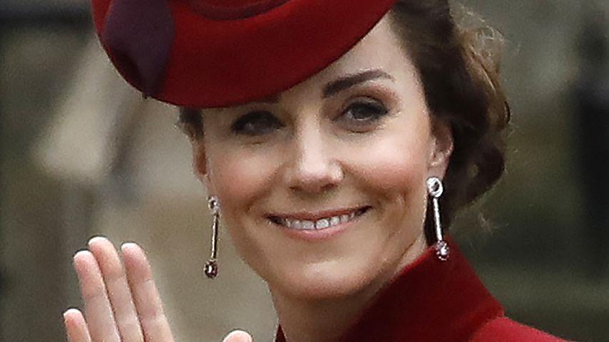 Herzogin Kate im März 2020