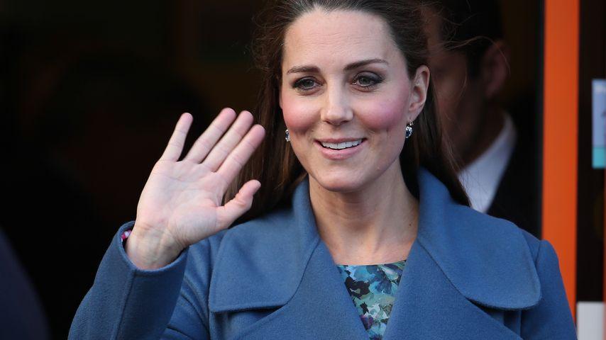 Seit 6 Uhr in den Wehen: Wann kommt das Royal Baby?