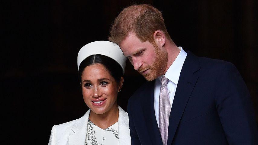 Herzogin Meghan und Prinz Harry, März 2019