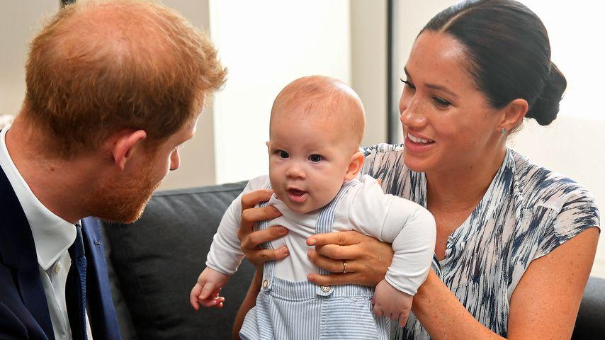 Happy Birthday, Archie! Der Mini-Royal wird heute ein Jahr