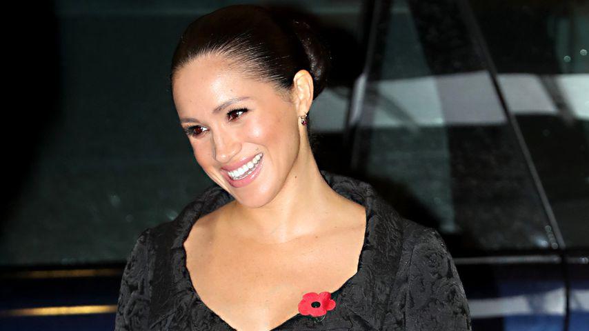 Herzogin Meghan beim Royal British Legion Festival in London im November 2019