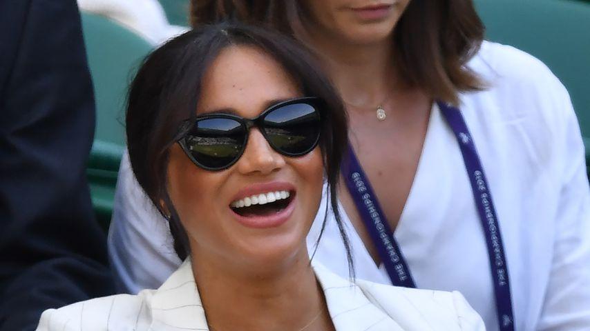 Herzogin Meghan bei einem Tennis-Turnier