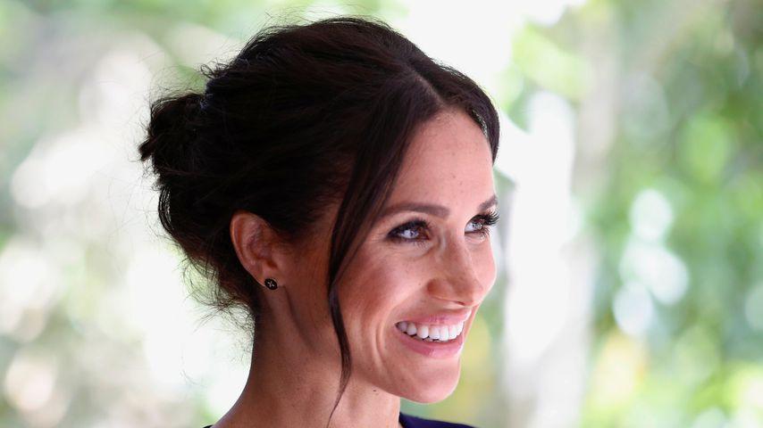 Makelloses Lächeln: Sind Herzogin Meghans Zähne unecht?