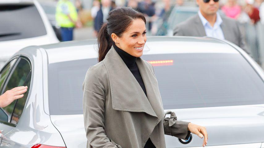 Herzogin Meghan in Wellington im Oktober 2018