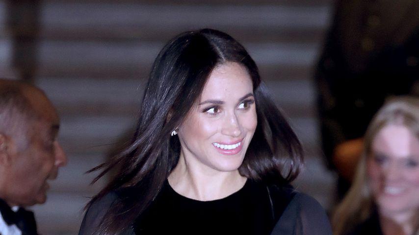Herzogin Meghan in London
