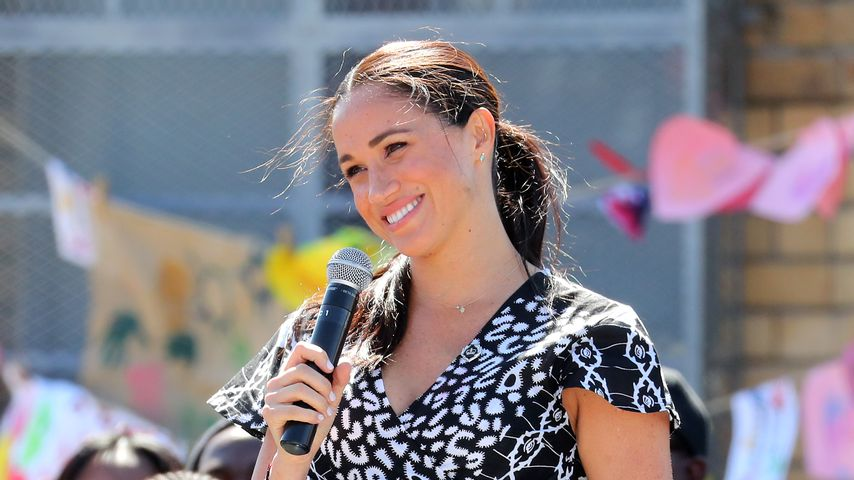 Herzogin Meghan in Kapstadt im September 2019