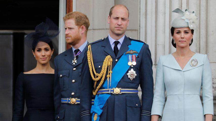 Wegen Meghan: Ist Harry wirklich sauer auf Bruder William?