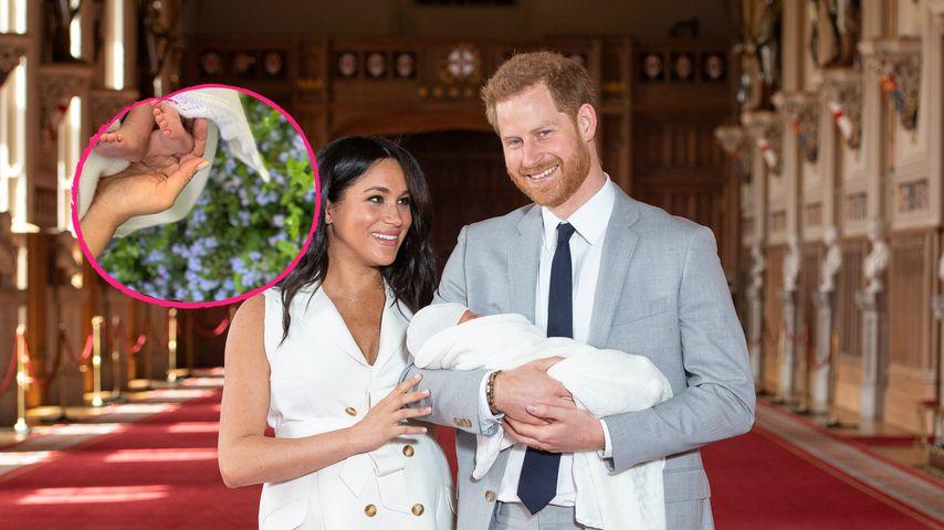 Muttertags-Post: Meghan & Harry begeistern mit Archie-Bild!