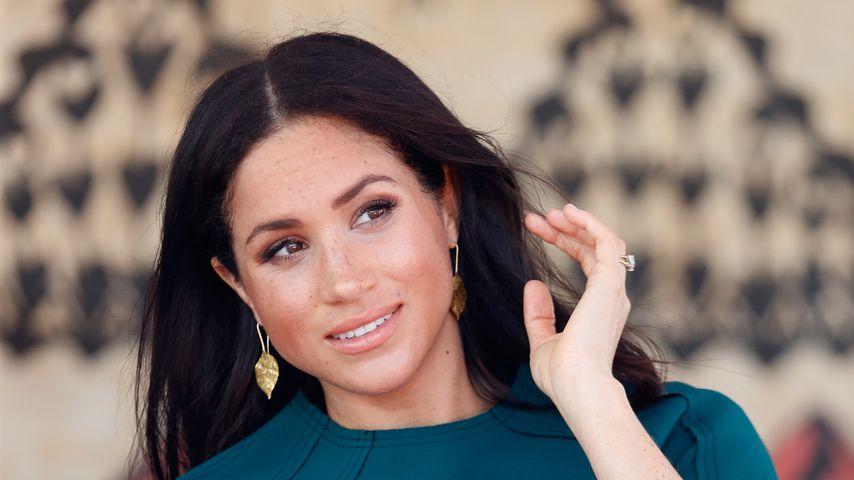 Schwangere Herzogin Meghan: Royal-Baby spaltet Netz-Gemeinde