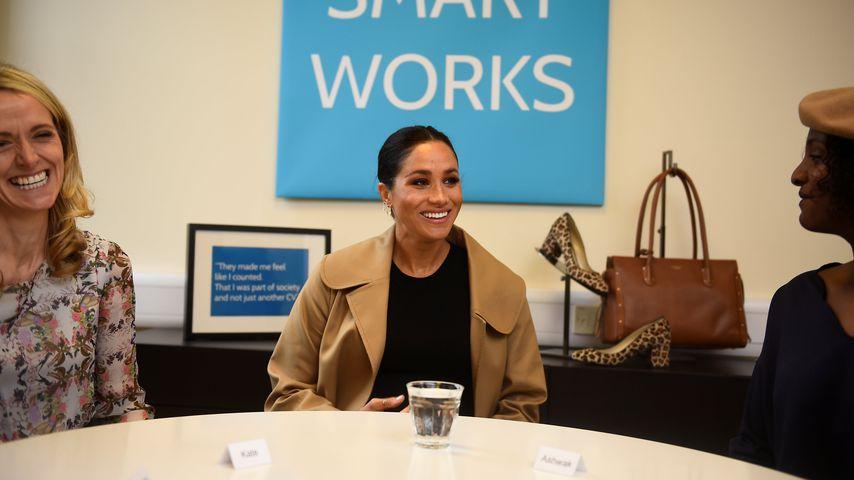Herzogin Meghan bei einem Event von Smart Works im Januar 2019