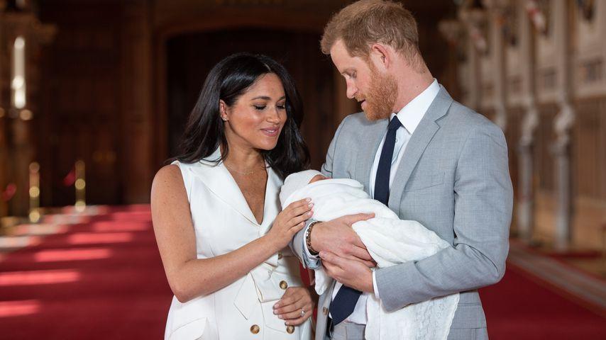 Nach Archies Geburt: Plant Meghan eine unroyale Baby-Party?