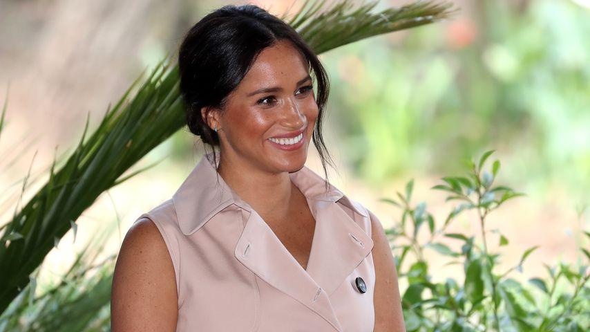 Herzogin Meghan im Oktober 2019