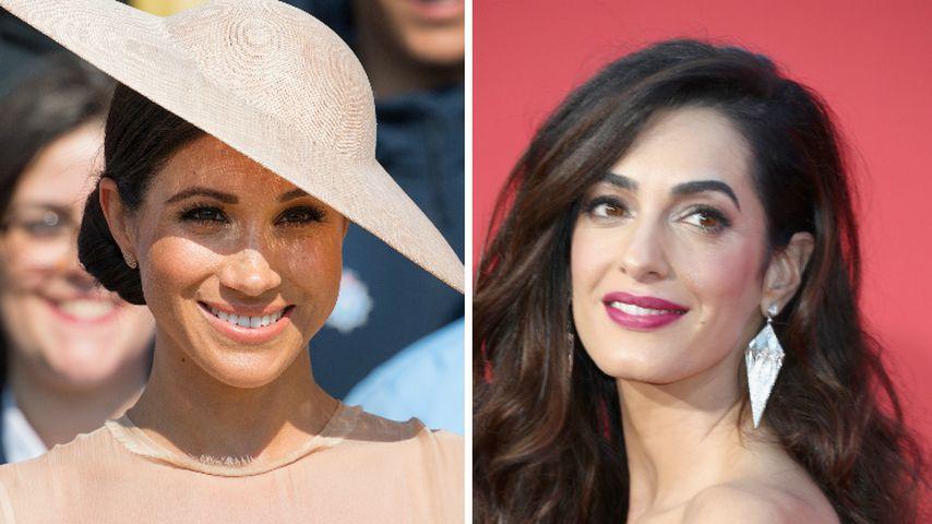 Herzogin Meghan: Ist Amal Clooney etwa ihre neue BFF?