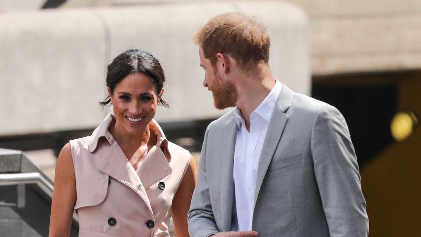 Wie die Queen: Wird Herzogin Meghan noch mit 37 schwanger?