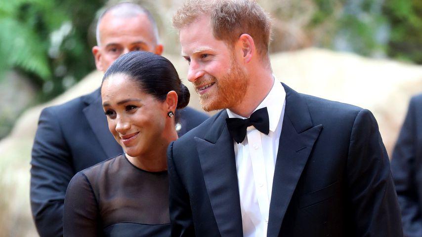 Herzogin Meghans Disney-Deal: Steckt Prinz Harry dahinter?