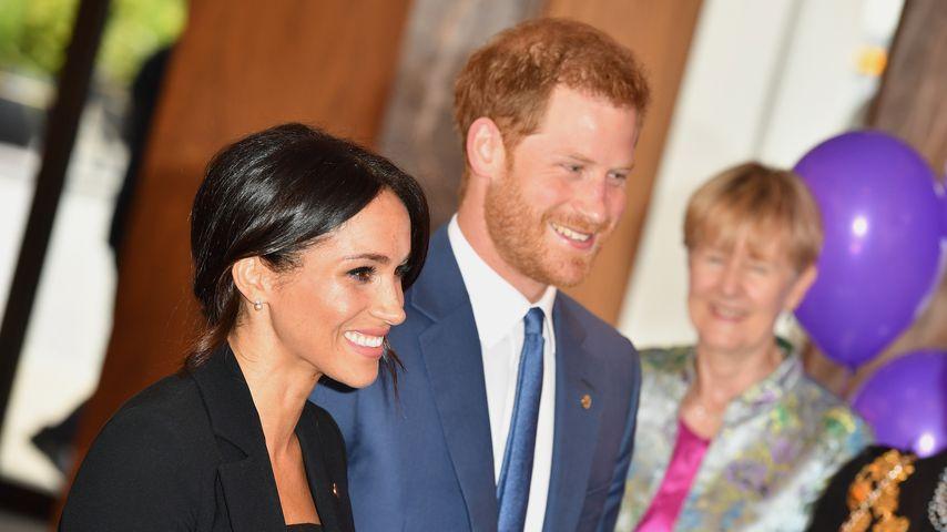 Herzogin Meghan und Prinz Harry in London 2018