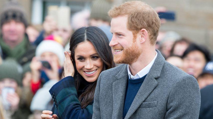 Herzogin Meghan und Prinz Harry im Dezember 2019