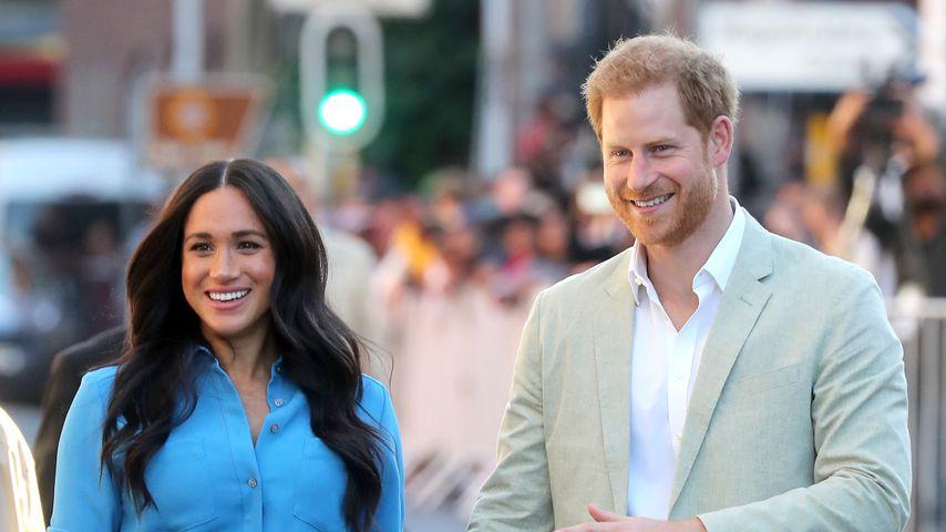 Meghan und Harry bekommen Geschenke im Millionenwert!