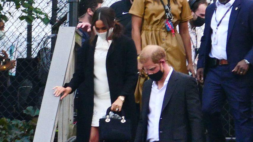 Herzogin Meghan und Prinz Harry, September 2021