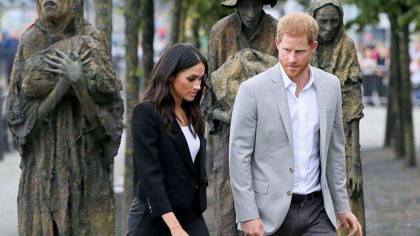 Herzogin Meghan und Prinz Harry in Irland