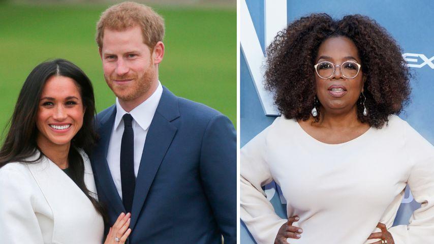 Sensation: Meghan und Harry geben Oprah großes TV-Interview