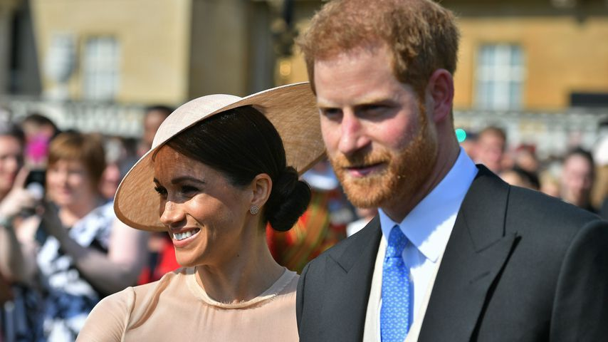 Wahrsager behauptet: Harry & Meghan bekommen Zwillinge