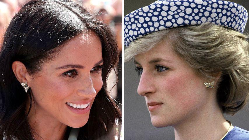 In Australien: Meghans süße Hommage an Prinzessin Diana