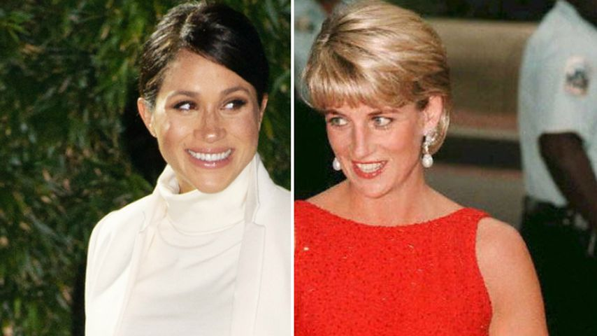 Herzogin Meghan hätte Prinzessin Diana beinahe kennengelernt