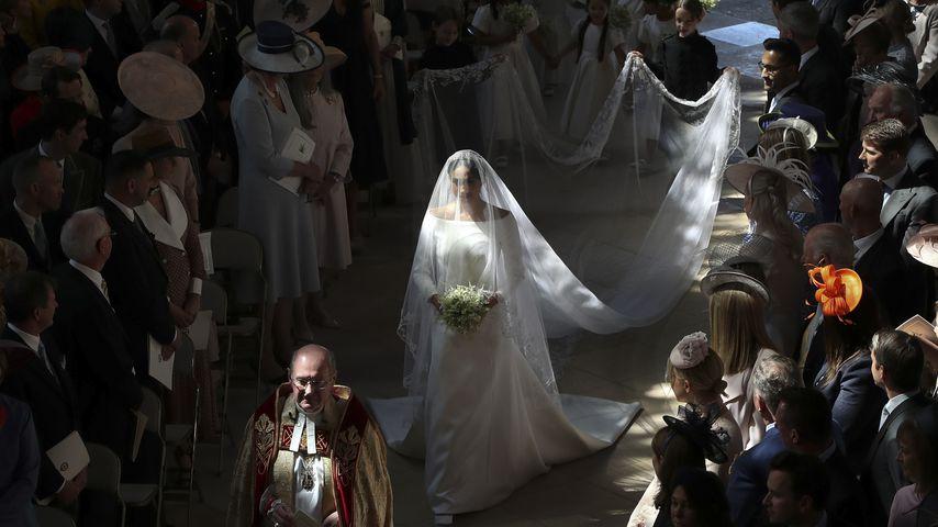 Wie ist die Herzogin? Meghans Brautkleid-Designer packt aus!