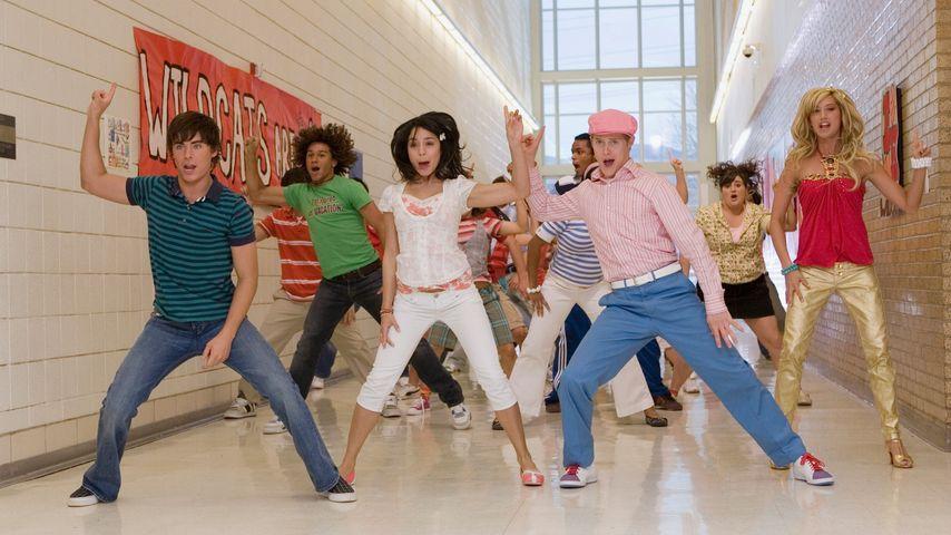 """10-Jahres-Jubiläum: Reunion der """"High School Musical""""-Stars"""