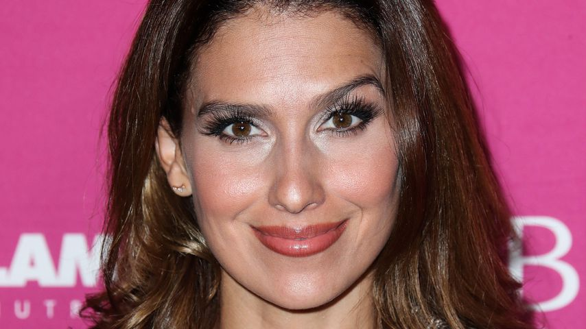 Hilaria Baldwin bei der Us Weekly Most Stylish New Yorker Party