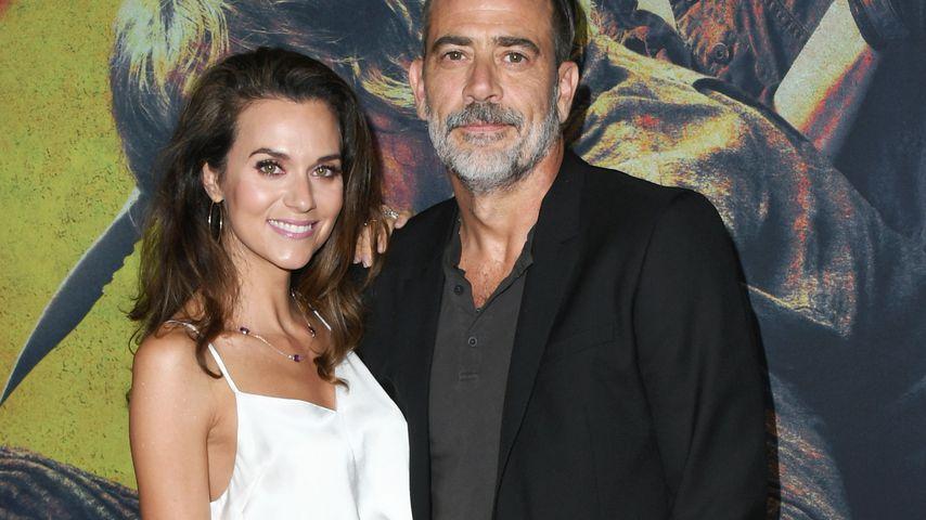 Hilarie Burton und Jeffrey Dean Morgan im September 2019