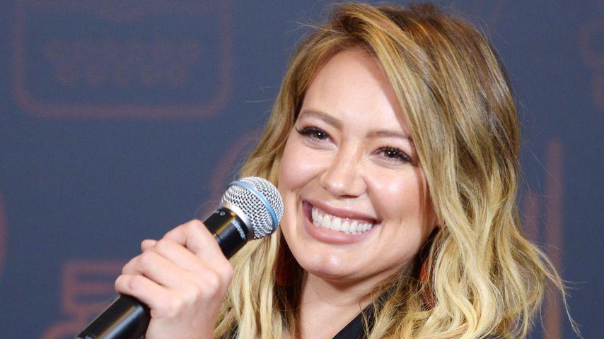 Mit On-Off-Freund Matthew: Auch Hilary Duff erwartet 2. Baby
