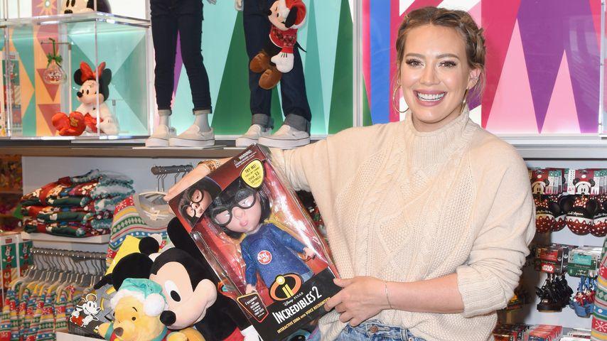 Hilary Duff bei einem Event in Los Angeles, November 2018