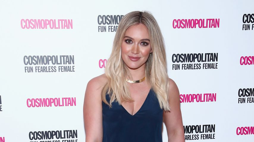 Hilary Duff bei einer Cosmopolitan-Party