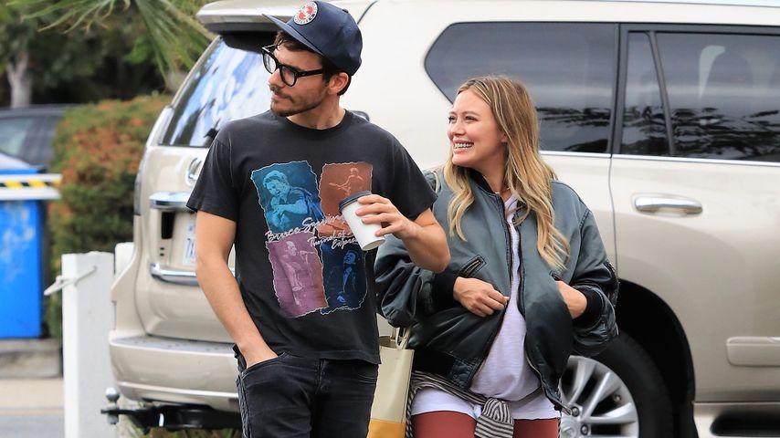 Hilary Duff mit Freund Matthew Koma Anfang Oktober 2018 in Los Angeles