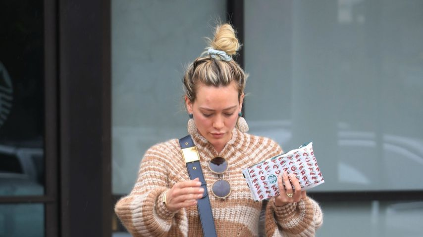 Hilary Duff in Los Angeles, 2019
